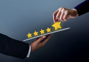 5 star customer experience image
